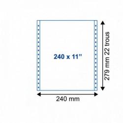 LISTING CARTON DE 2000 11'x240 1+0 70G FOND BLANC BCDMP 241071