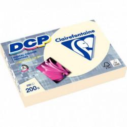 PAPIER DCP IVOIRE A4 200G RTE 250F 6822C