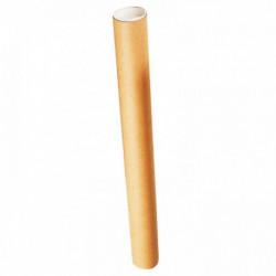 TUBES CARTON DIAM 60 LONG 82 CM 100% RECYCLABLE ET COMPOSTABLE