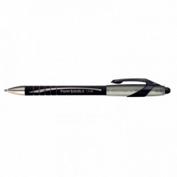 CRAYON BILLE FLEXGRIP ELITE 1,4 RÉTRACTABLE NOIR PAPERMATE S0767600