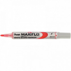 MARQUEUR TABLEAU BLANC MAXIFLO OGIVE S ROUGE