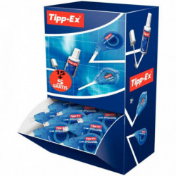 CORRECTEURS TIPP-EX PACK 15+5 EASY CORRECT BIC 895951