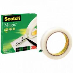 ADHESIF SCOTCH MAGIC 810 19mmx66m 23031