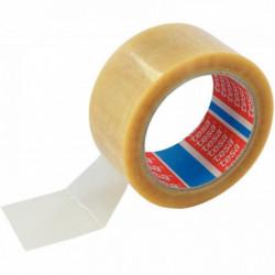 ADHESIFS PVC TRANSPARENT* PQT6* 50MMx66M 52µ T57171