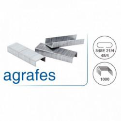 AGRAFES 130/4-21/4 20F BTE 1000