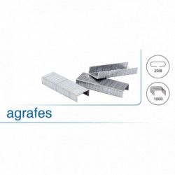 AGRAFES 23/8 BTE 1000
