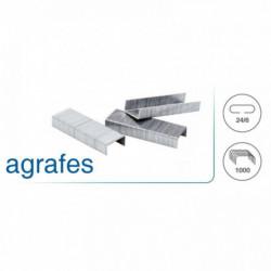 AGRAFES 24/6 BTE 1000