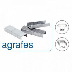 AGRAFES 26/6 20F BTE 1000  8043019