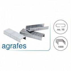 AGRAFES N°10 15F BTE 1000