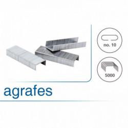 AGRAFES N°10 BTE 5000
