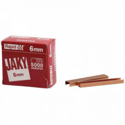 AGRAFES RAPID JAKY 6MM 30F BTE 5000 11720001