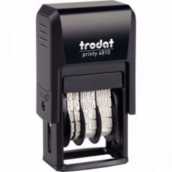 DATEUR PRINTY TRODAT 4810  ENCRIER 6/4910 TRODAT 4810