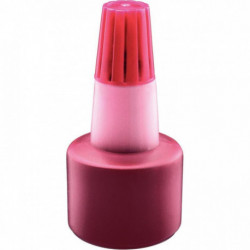 ENCRE A TAMPON ROUGE FLACON 30 ML FTP300133