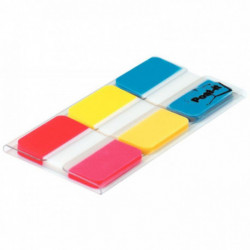 INDEX POST-IT STRONG 3x22 COUL. CLASSIQUES 58650