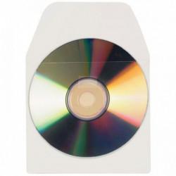 POCHETTE ADH. CD/DVD PQT 10 3L 6832-10 TARIFOLD 6832-10