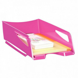 CORBEILLE A COURRIER CEPPRO GLOSS MAXI ROSE PEPSY 1002200371