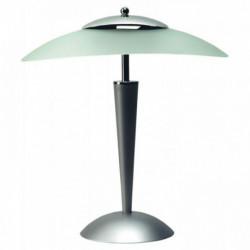 LAMPE LED TACTILE CRISTAL + 3 INTENSITES  AMPOULE E14 REF 80271 UNILUX 400064642