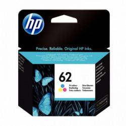 C2P06AE-UUS HP 62 cartouche d'encre trois couleurs authentique (C2P06AE) - 165 p