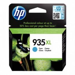 C2P24AE-BGX HP 935XL cartouche d'encre cyan grande capacité825P. (C2P24AE