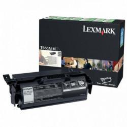 T650A11E TONER LEXMARK T650A11E 7000 PAGES LEXMARK T650A11E