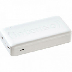 BATTERIE UNIVERSELLE INTENSO 15000 MAH BLANCHE