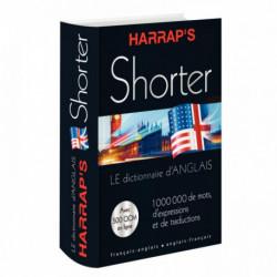 DICTIONNAIRE HARRAP'S SHORTER : ANGLAIS/FRANÇAIS ET FRANÇAIS/ANGLAIS