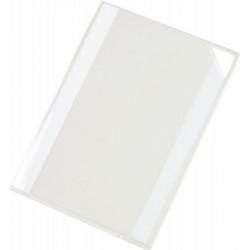 SACHET DE 5 POCHES KANG ADHÉSIVES ET REPOSITIONNABLES EN PVC ANTIMICROBIEN, POUR FORMAT A4