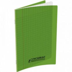 PIQÛRE 140 PAGES A4, SEYÈS, COUVERTURE POLYPROPYLÈNE, VERT