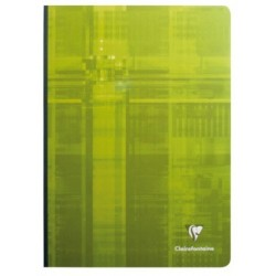 CAHIER BROCHURE CLAIREFONTAINE 21x29,7 90G 192 PAGES SEYES PEFC