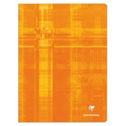 CAHIER PIQURE CLAIREFONTAINE 24x32 90G 96 PAGES SEYES PEFC