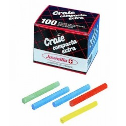 CRAIE COULEURS ASSORTIES BTE 100