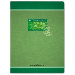 CAHIER PIQURE 24x32 70G 96 PAGES SEYES RECYCLE