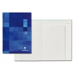 CAHIER DE NOTES D'ELEVES 21x29,7 44PAGES 110G PEFC CLAIREFO 3119C