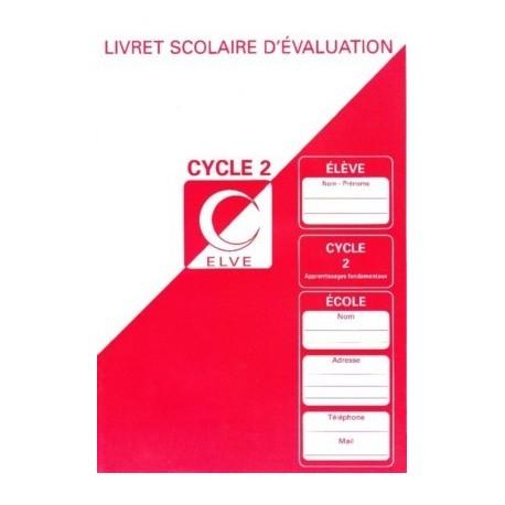 LIVRET SCOL.EVALUATION CYCLE 2