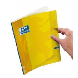 CAHIER PIQURE POLYPRO OPENFLEX 170x220 96P SEYES OXFOD