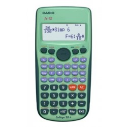 CASIO FX 92 COLLEGE 2D