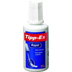 FLAC.TIPPEX RAPID MOUSE 20 ML