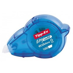 CORRECTEUR TIPPEX EASY REFILL RECHARGEABLE 4.2X14M RECH.REF: 26213