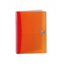 CAHIER SPIRAL MY COLOURS A4 LIGNE7 180P