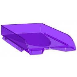 CORBEILLE COURRIER CEP PRO HAPPYULTRA VIOLET