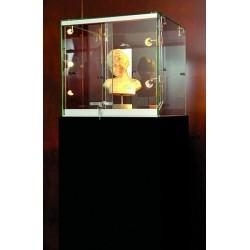 VITRINE MUSEE SARIN RAMPE LUMINEUSE 150 x 50 x 47 cm
