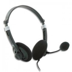 MOBILITY LABS Stereo 250 headset, casque PC avec microphone H250 ML300719