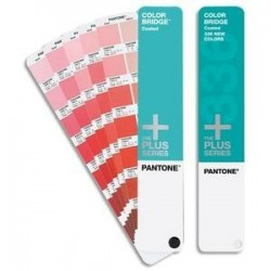 OZ INTERNATIONAL Nuancier Pantone Color Bridge tons directs et quadrichromie 1313 couleurs