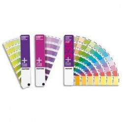 OZ INTERNATIONAL Nuancier PANTONE de 1000 couleurs sur papier mat et brillant