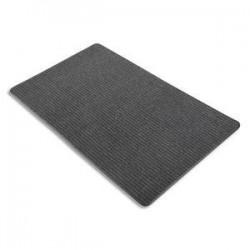 3M Tapis daccueil Aqua Nomad 45 noir double fibre gratante et absorbante 90 x 150 cm épaisseur 5,6 mm
