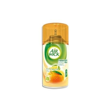 AIR WICK Recharge Freshmatic parfum agrume