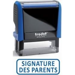 FORMULE COMMERCIALE X PRINT SIGNATURE DES PARENTS : TRODAT B499259 4.0