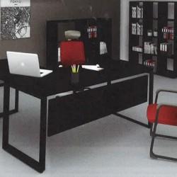 Bureaux gamme MT3 Élégance noir