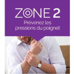 ZONE 2 Prévenez les pressions sur poignet