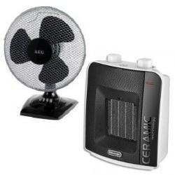 Ventilateur, Climatiseurs, Radiateurs et Purificateurs